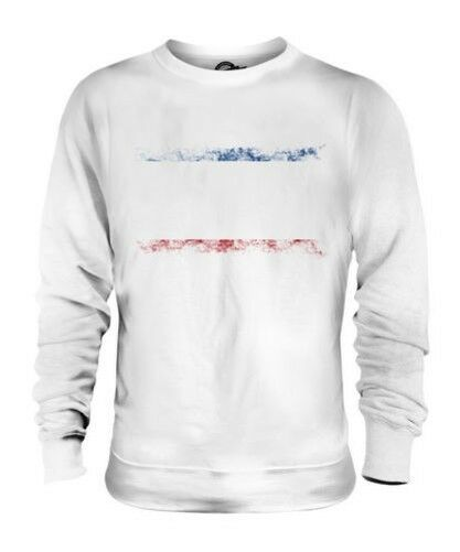 CRIMEA DISTRESSED FLAG UNISEX SWEATER TOP FOOTBALL GIFT SHIRT CLOTHING JERSEY