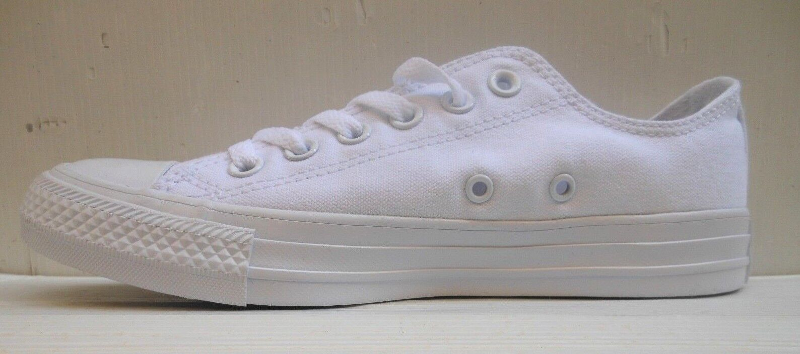 509 CONVERSE SCARPA DONNA CT AS OX CANVAS CORE BIANCA MONOCHROME 1U647