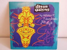 DREAM WARRIORS My definition of a boombastic jazz style 878560 7