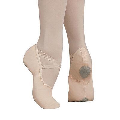 Capezio Cobra Lienzo Zapatos De Ballet