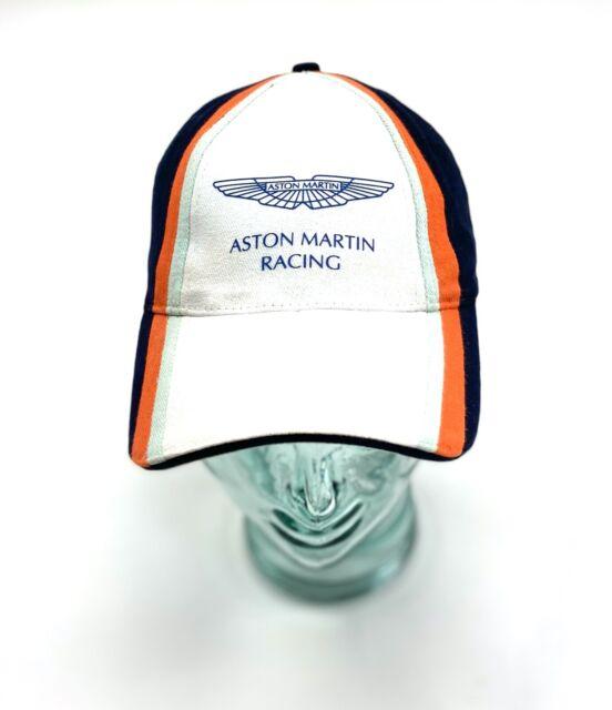 Aston Martin Racing Hat Gulf Logo Used
