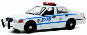 FORD Crown Victoria Police Interceptor - 2011 - NYPD - Greenlight 1:24