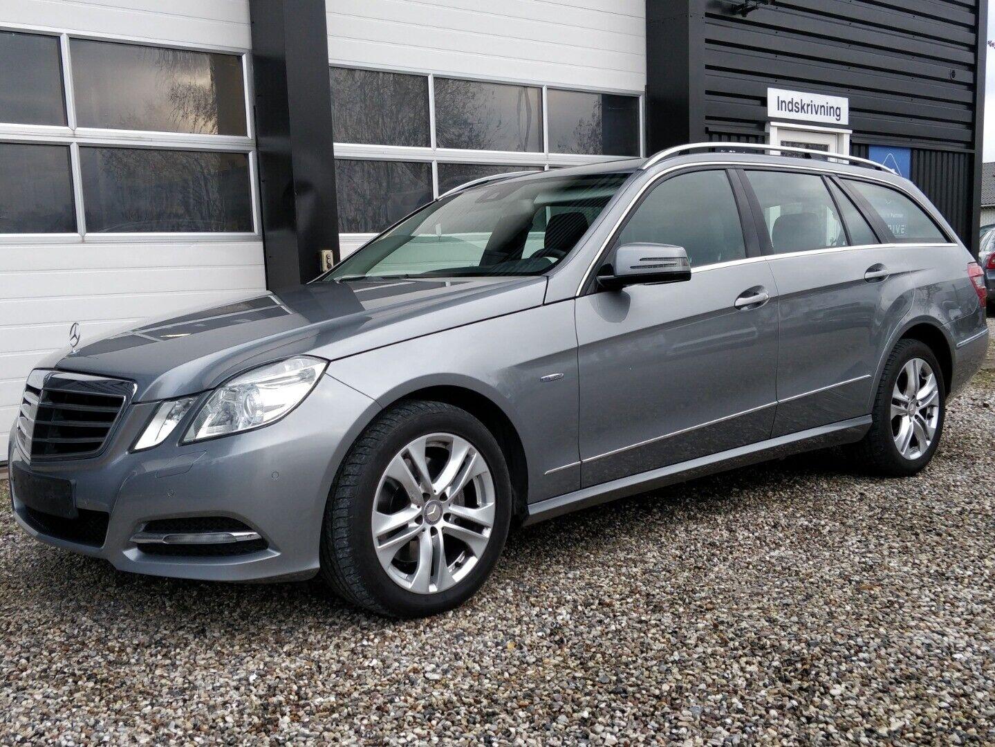 Mercedes E350 3,0 CDi Avantgarde stc. aut. BE 5d - 239.995 kr.