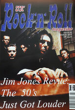 UK ROCK MAGAZINE Issue 95 March 2012 ROCKABILLY Jim Jones Revue Royce Porter