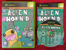 ALIEN HOMINID - Microsoft Xbox Original ~PAL~12+ Arcade/Shooter