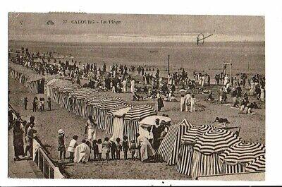 CPA-Carte Postale-France-Cabourg- La Plage VM14219 | eBay
