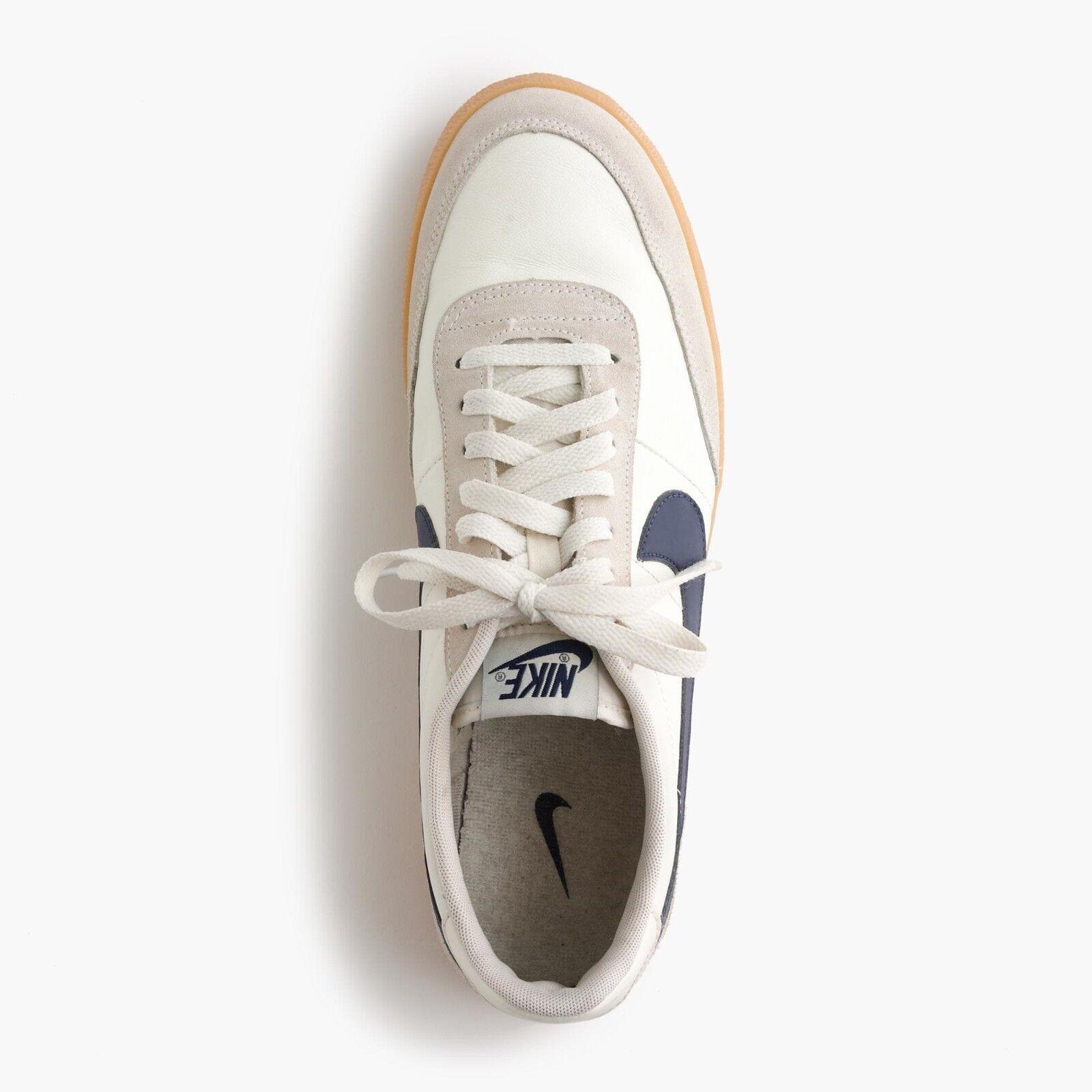 NEW w/ Box Nike x Sneakers J.Crew Killshot 2 Leather Sneakers x 69895f