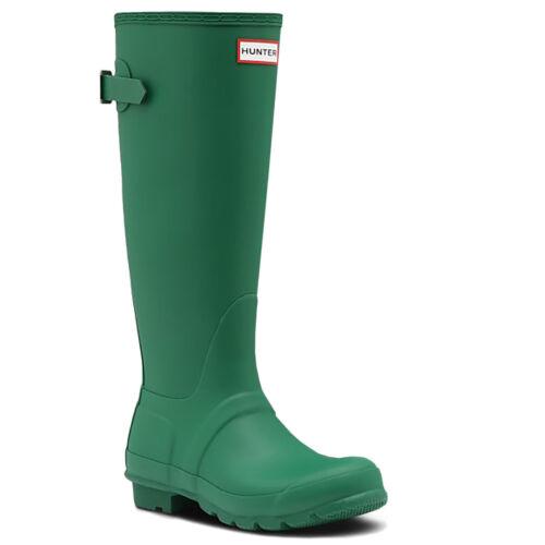 Damen Hunter Original Tall Einstellbar Wasserdicht Gummistiefel Stiefel EU 36-43