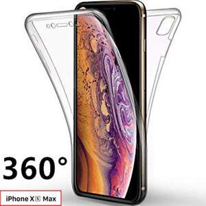 Custodia Cover Protezione 360° Integrale IPHONE XR X XS Max 11 12 Pro 8 7 6 Più