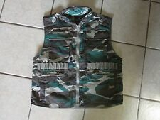 Rothco Camo Ranger Jacket Military Vest - Medium - NWT    (G 42)