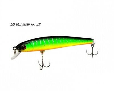 fishing lures Itumo LB Minnow 60SP