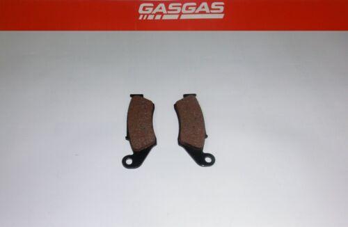 MC 125,200,250,300,450,515 PASTIGLIE FRENO ANTERIORE PER GASGAS EC M-anno 2011 semi
