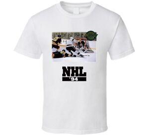 Image is loading NHL-94-Classic-Video-Game-Box-Art-T- b27441ef5