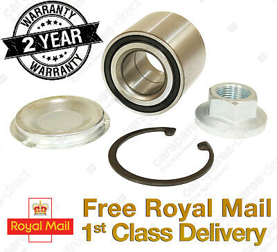 VAUXHALL TIGRA TWINTOP 1.3 1.4 1.8 X2 REAR WHEEL BEARING 2004/>ON *BRAND NEW*