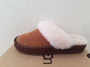 Ugg-Australia-Kids-Oaken-Slippers-Size-10-NIB