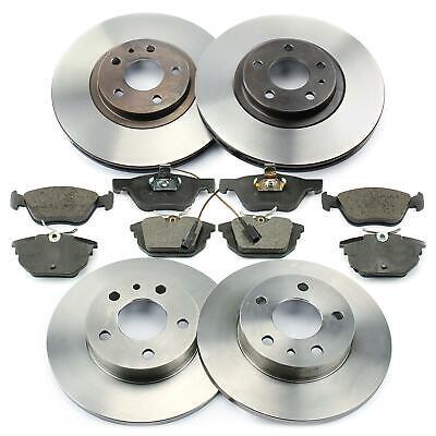 2x force Automotive Disque de frein 6040180 Pour VW