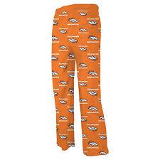 2016 NFL Youth MEDIUM 10-12 Denver Broncos Pajama FLAME RESISTANT Sleep Pants