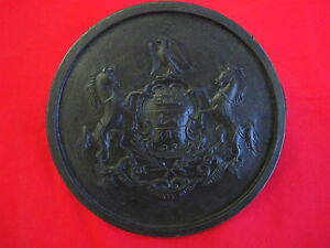 Cast-Bronze-034-Virtue-Liberty-and-Independence-034-8-034-Commemorative-Plaque