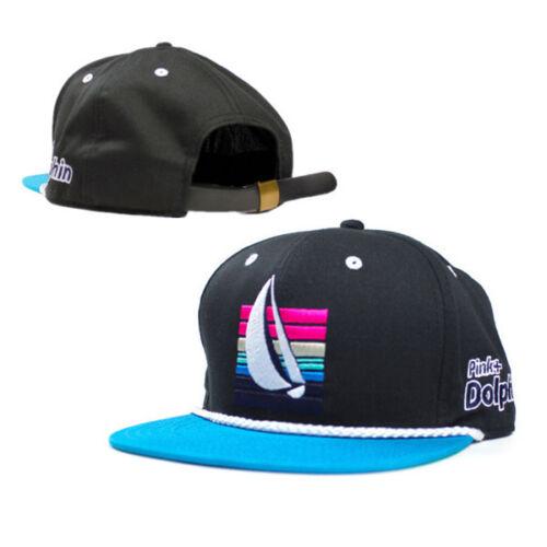 Snapback Pink Dolphin Cap New Mode Blogger Taylor Gang Tisa