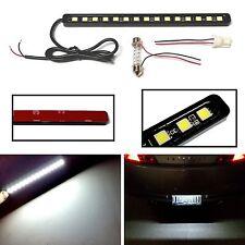 White 15 LED light bar kit for license plate, DRL/Fog, trunk, footwell, door #Q4