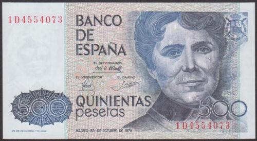 P 157 500  PESETAS   1979   aUNC SPAIN