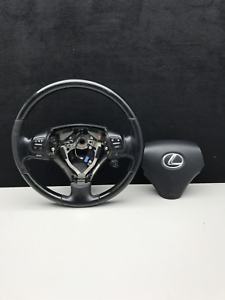 Lexus-GS-450h-Multifunktionslenkrad-2005-2013