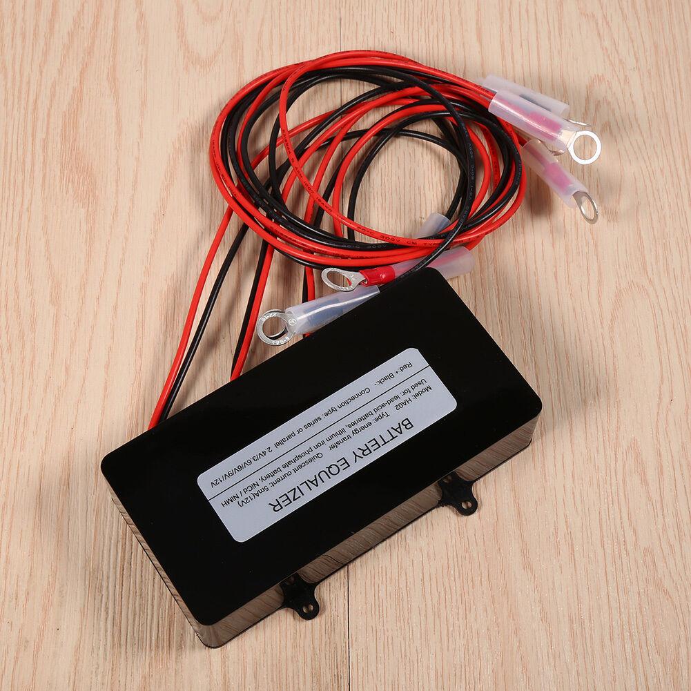 Battery Balancer Equalizer For Lead-acid Batteris HA01 HA02 Charger Solar System