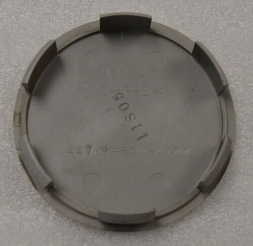Honda Factory OEM Center Cap 44732-S9A-A005-2 Bright Silver