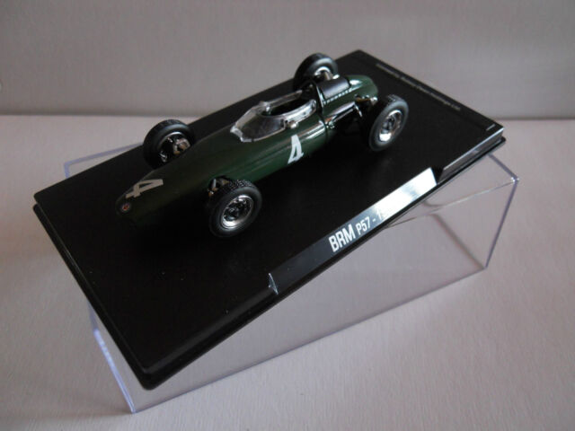 BRM P57 - 1962 Modellino F1 - DIE CAST 1:43 GRAHAM HILL - RARE!