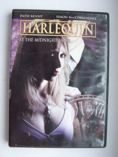 Harlequin: At the Midnight Hour DVD Patsy Kensit