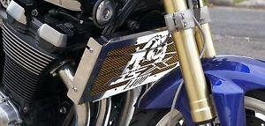 Cache grille de radiateur inox poli suzuki 1400 gsx bulldog grillage or ebay - Grille de radiateur gsr 600 ...