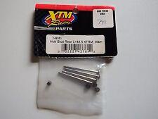 XTM Racing Parts - Hub Stud Rear L=43.5 XTRM, Mam - Model # 149381 - (Box 2)