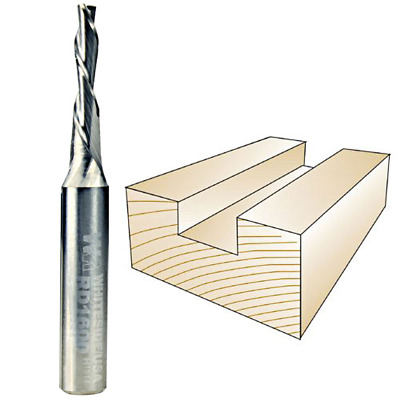 Whiteside Router Bits RD4900 Standard Spiral Bit with Down Cut Solid Carbide 3//8-Inch Cutting Diameter and 1-1//4-Inch Cutting Length