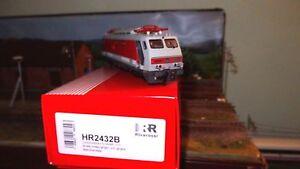 Rivarossi-E444-103-livrea-di-origine-rosso-grigio-presa-d-aria-sperimentale-DCC