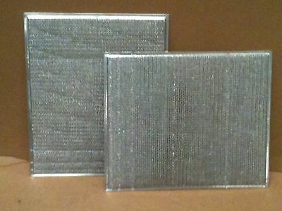 Set of 2 Hard to Find! Washable Metal Mobile Home Air Filters