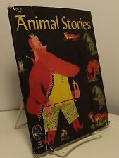 Animal Stories illustrated by Gregori - Russian folk tales
