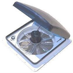 American-Motorhome-RV-Replacement-Hengs-Zephyr-Roof-Vent-With-Large-Fan-White