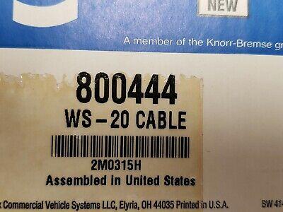 BENDIX CABLE EXTENSION 802892