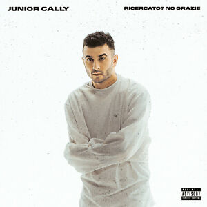 JUNIOR-CALLY-RICERCATO-NO-GRAZIE-CD-NUOVO-SIGILLATO-SANREMO-2020