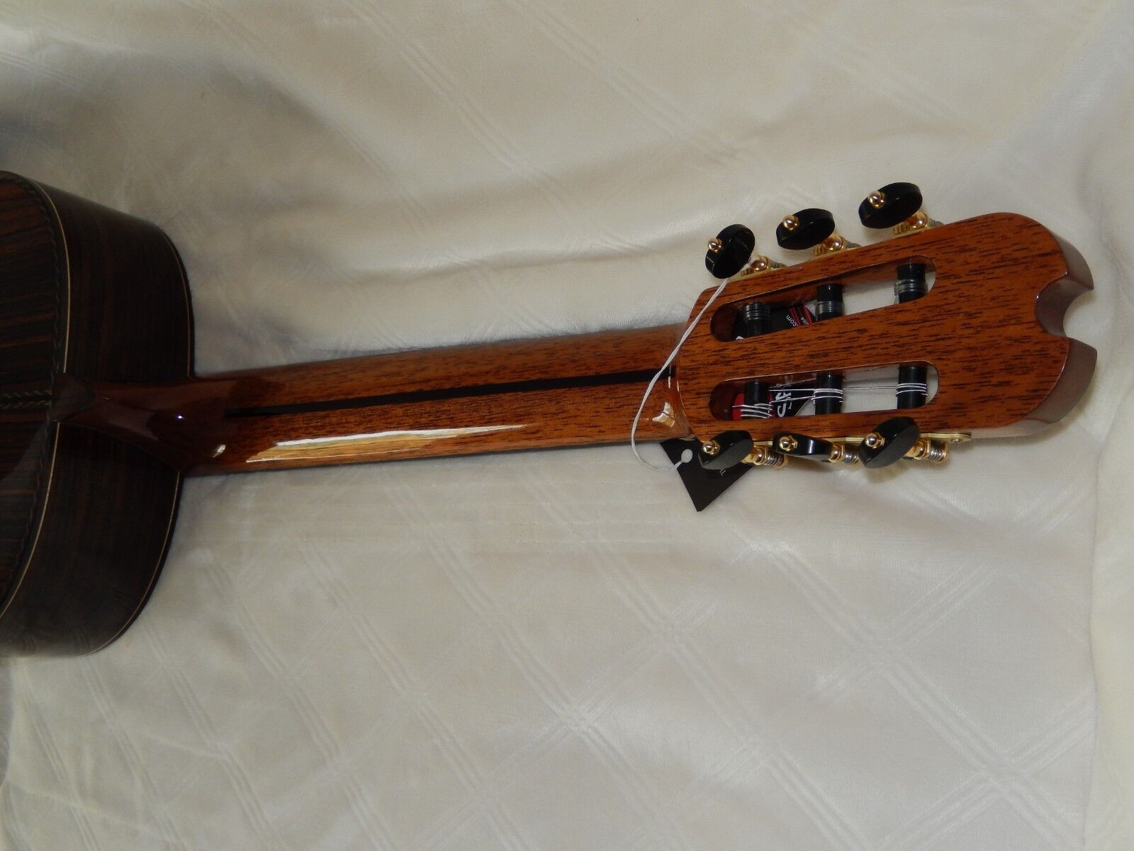 CUSTOM MADE WONDERFUL  EL VITO  CONCERT RS SOLID -  SOLID SPRUCE SOLID RS INDIAN RosaWOOD 0bdfc0