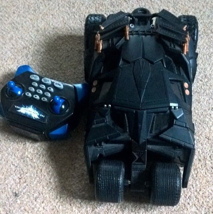 Dc Batman Batmobile Tumbler U Command remote control