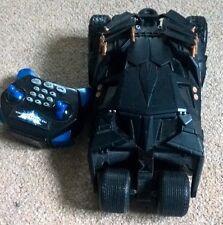 Dc Batman Batmobile Tumbler U Command remote control