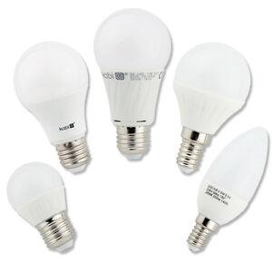 Das Bild Wird Geladen E27 LED E14 Leuchtmittel LED Lampe Warmweiss Kalt