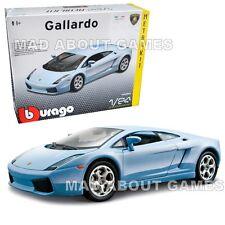 LAMBORGHINI GALLARDO 1:24 Car Diecast KIT Model Assembly Construction Model