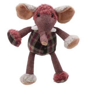 Wilberry-Stoffpuppe-Stofftier-Elefant-ca-28cm-gross