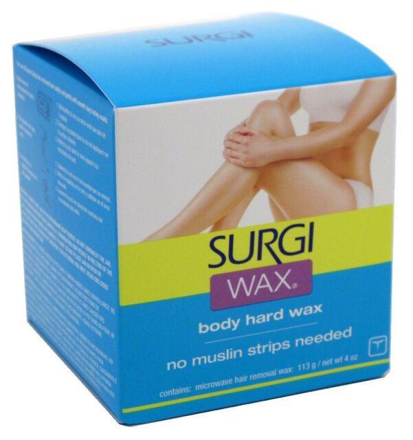 Surgi-Wax Hair Remover for Bikini Body & Leg