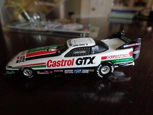 JOHN-FORCE-CASTROL-GTX-1993-OLDSMOBILE-CUTLASS-FUNNY-CAR-1-64-ACTION