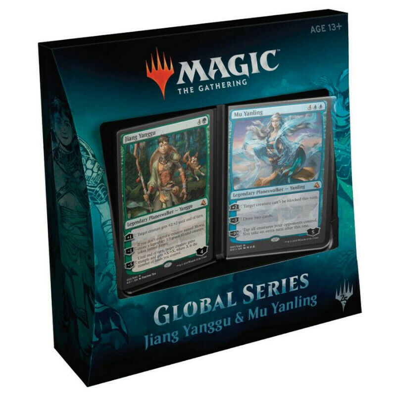 Last Chance! Magic: The Gathering Duel Deck: Global Series