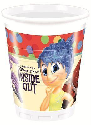 Doc McStuffins Fiesta Vasos de Plástico 8pk