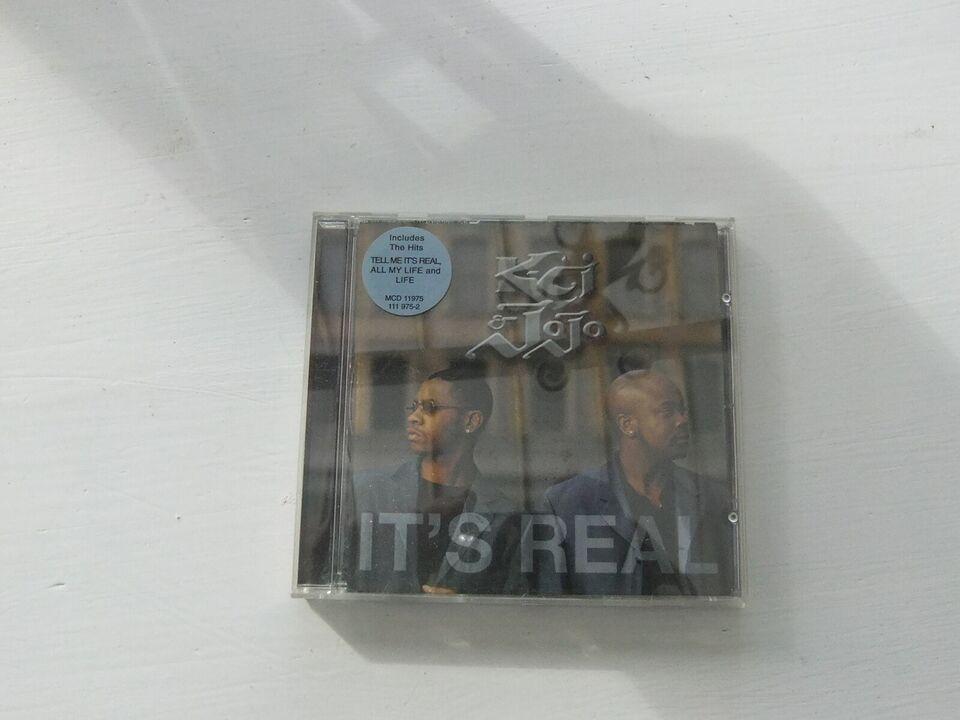 K-CI og Jojo: It´s Real, pop